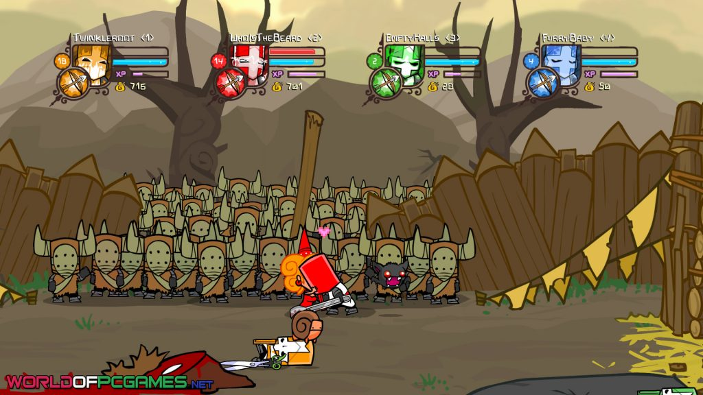 Castle Crashers Free Download By Worldofpcgames.co