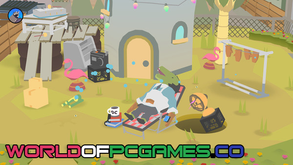 Donut County Free Download PC Games By Worldofpcgames.co