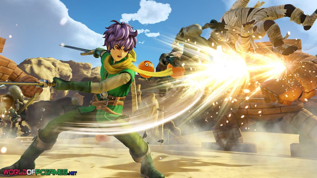 Dragon Quest Heroes II Free Download By Worldofpcgames.co