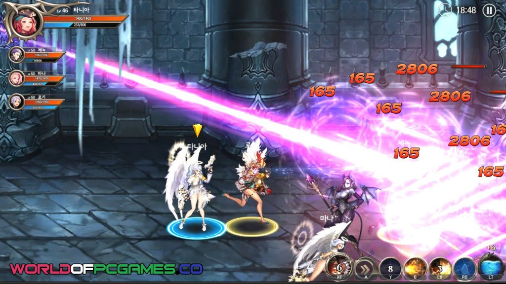 Dragon Spear Free Download PC Game By Worldofpcgames.co