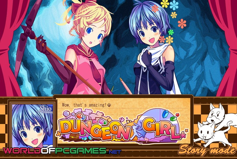 Dungeon Girl Free Download PC Game By Worldofpcgames.com