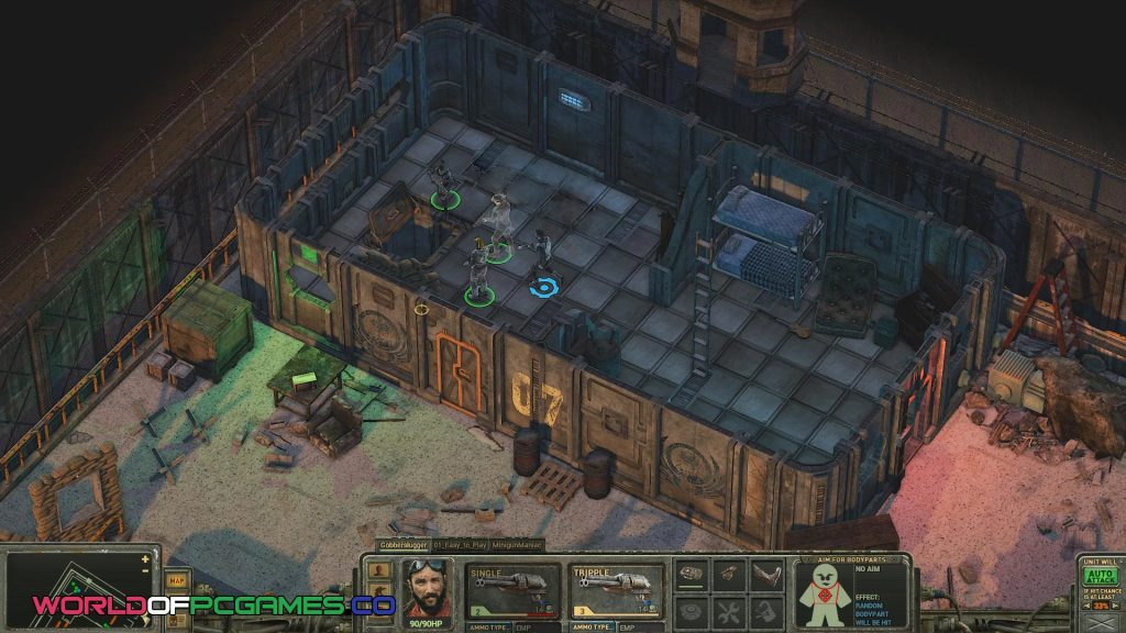 Dustwind Free Download PC Game By Worldofpcgames.co