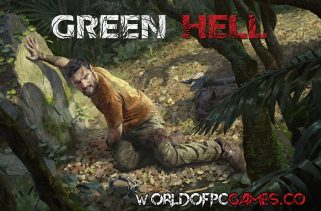Green Hell Free Download PC Game By Worldofpcgames.co