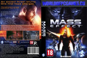 Mass Effect Free Download PC Game By Worldofpcgames.co