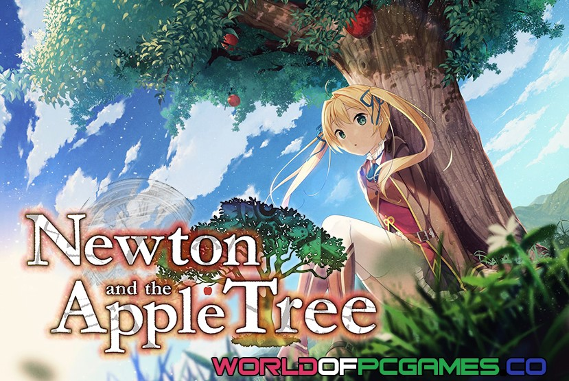 Newton And The Apple Tree Download Free