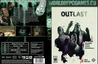Outlast Download Free With DLCs
