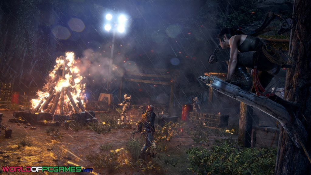 Rise Of The Tomb Raider Mac Download Free