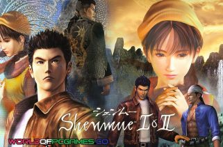 Shenmue I And II Free Download PC Game By Worldofpcgames.co