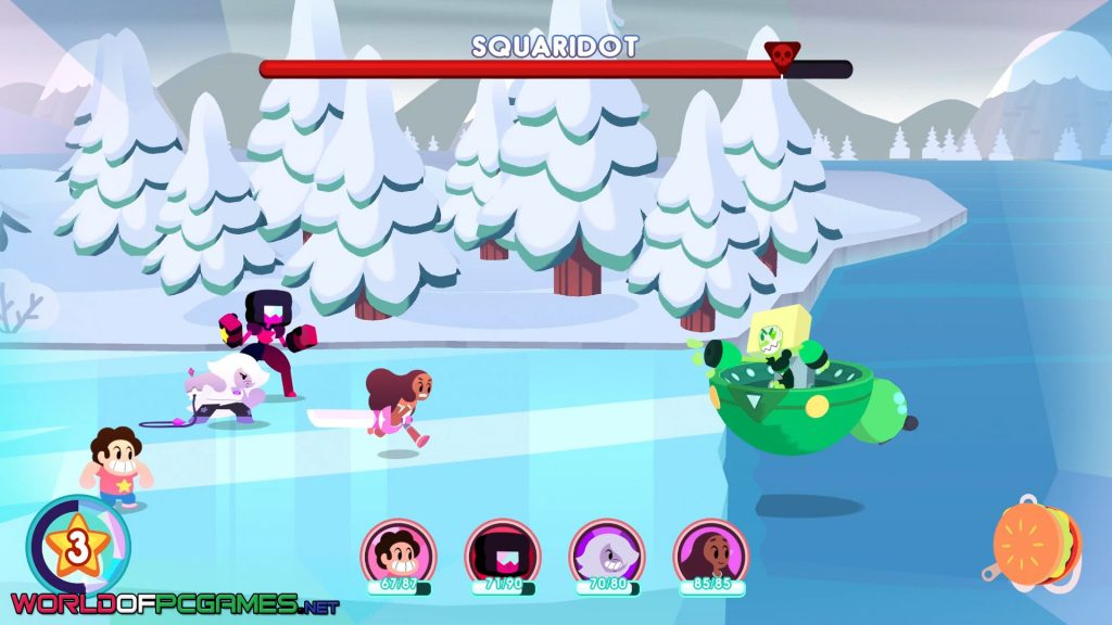 Steven Universe Save The Light Free Download By Worldofpcgames.co