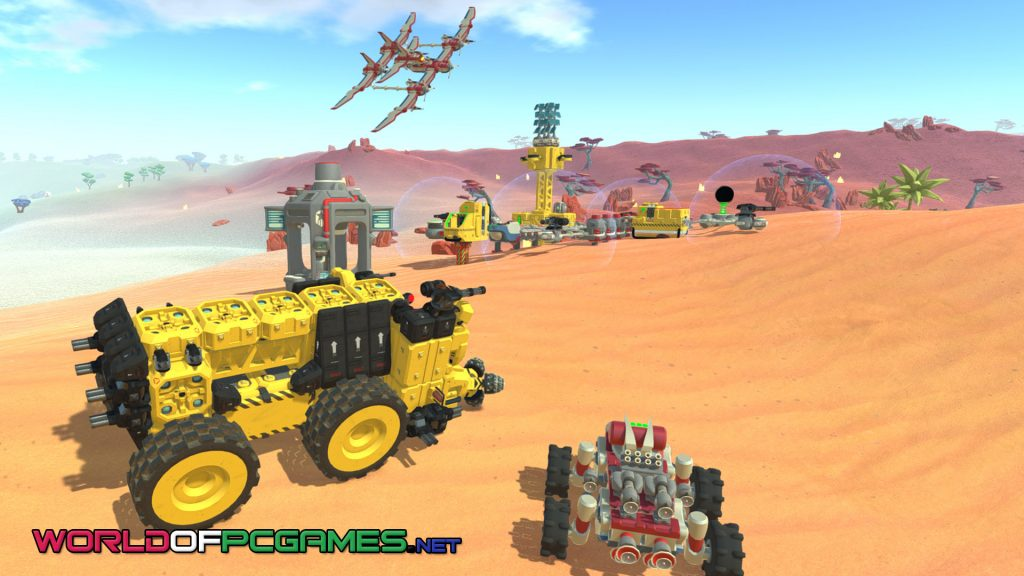 TerraTech Free Download PC Game By Worldofpcgames.co