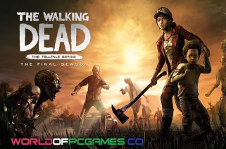 The Walking Dead The Final Season Download Free