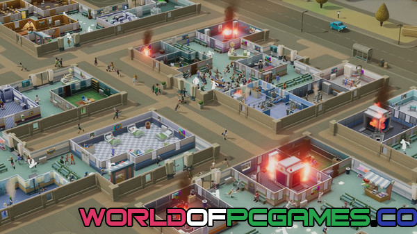 Two Point Hospital Free Download PC Games By Worldofpcgames.co