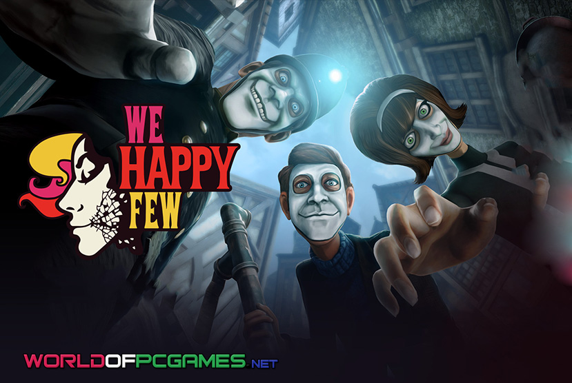 We Happy Few Download Free