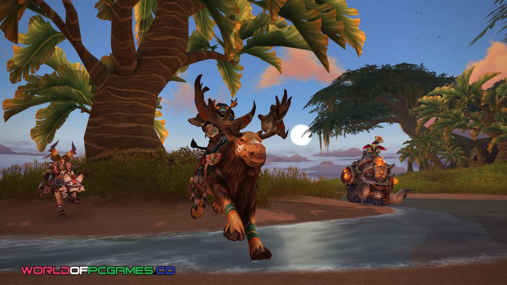World Of Warcraft Battle For Azeroth Free Download PC Game By Worldofpcgames.co