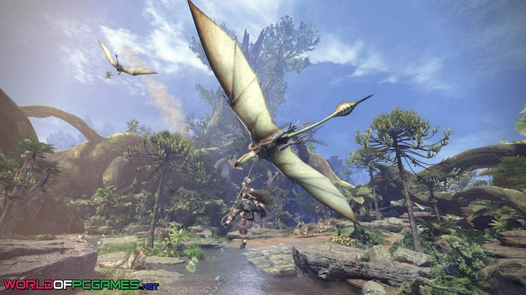 Monster Hunter World Free Download By Worldofpcgames.co