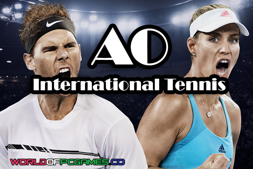 AO International Tennis Free Download PC Game By Worldofpcgames.co