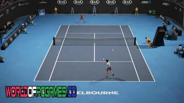 AO International Tennis Free Download PC Games By Worldofpcgames.co