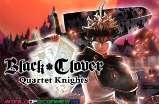Black Clover Quartet Knights Free Download PC Game By Worldofpcgames.co