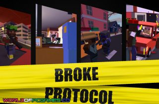 Broke Protocol Online City Free Download PC Game By Worldofpcgames.co
