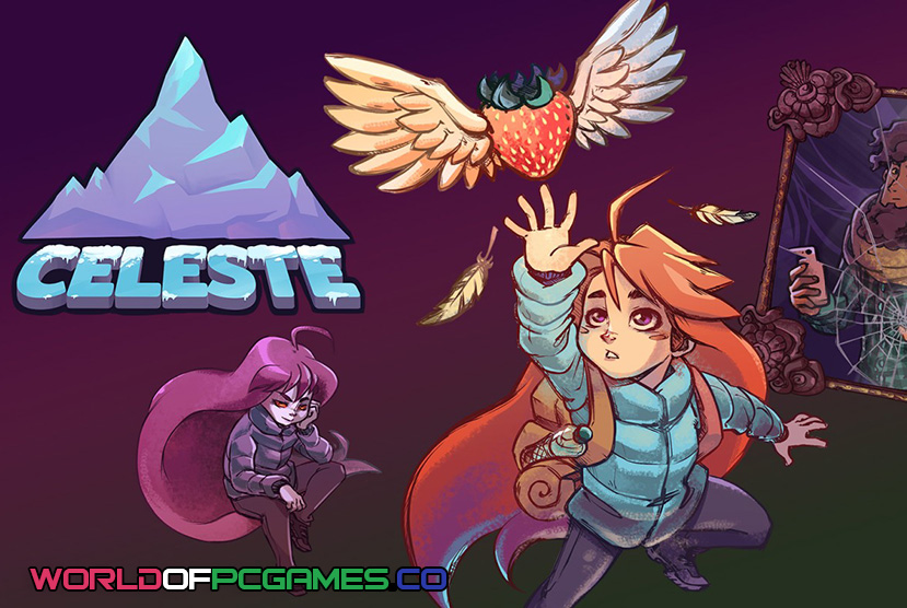 Celeste Free Download PC Game By Worldofpcgames.co