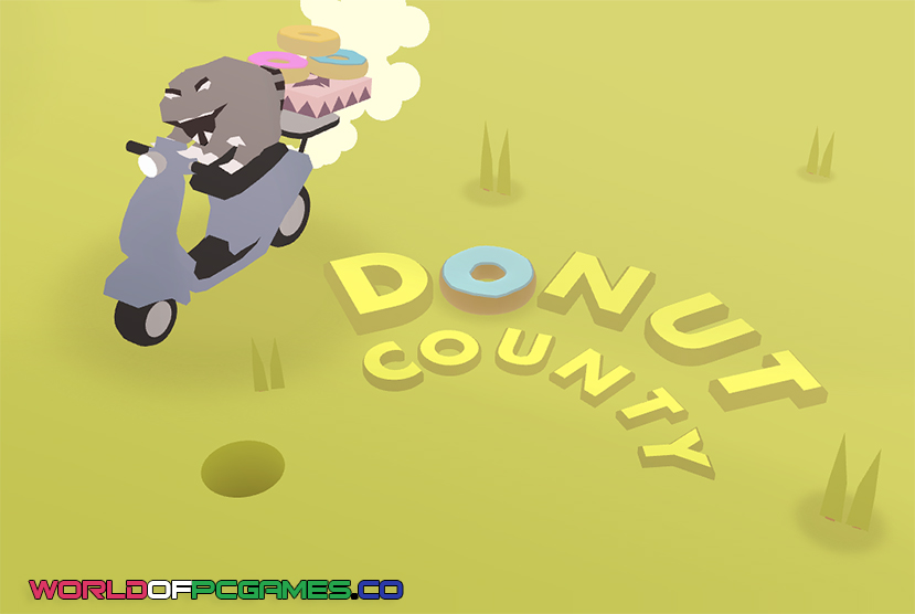 Donut County Free Download PC Game By Worldofpcgames.co