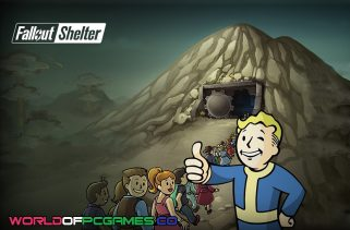 Fallout Shelter Free Download PC Game By Worldofpcgames.co