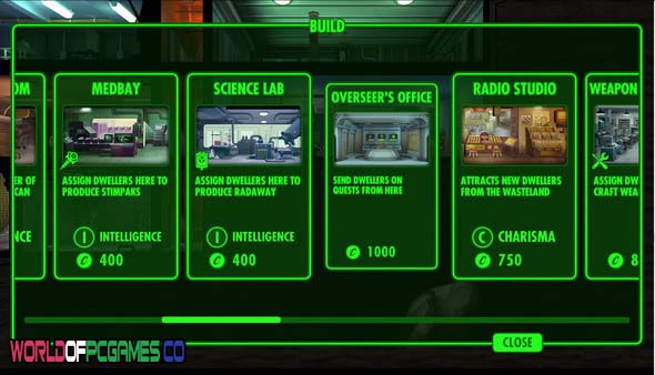 Fallout Shelter Free Download PC Games By Worldofpcgames.co