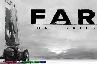 Far Lone Sails Free Download PC Game By Worldofpcgames.co