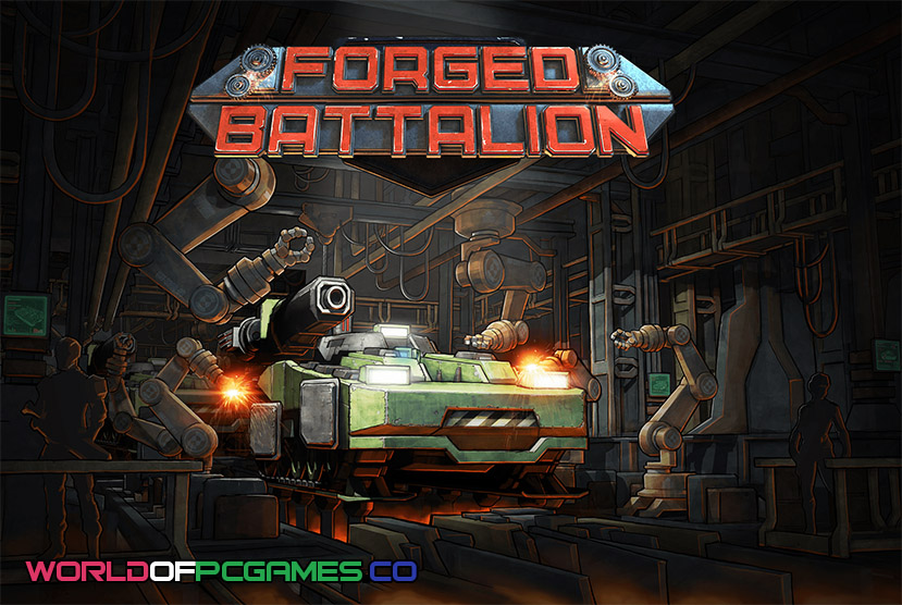 Forged Battalion Free Download PC Game By Worldofpcgames.co