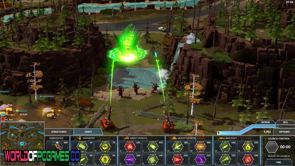 Forged Battalion Free Download PC Games By Worldofpcgames.co