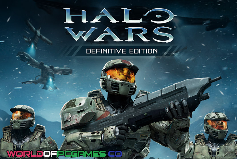 Halo Wars Definitive Edition Free Download PC Game By Worldofpcgames.co