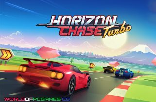 Horizon Chase Turbo Free Download PC Game By Worldofpcgames.co