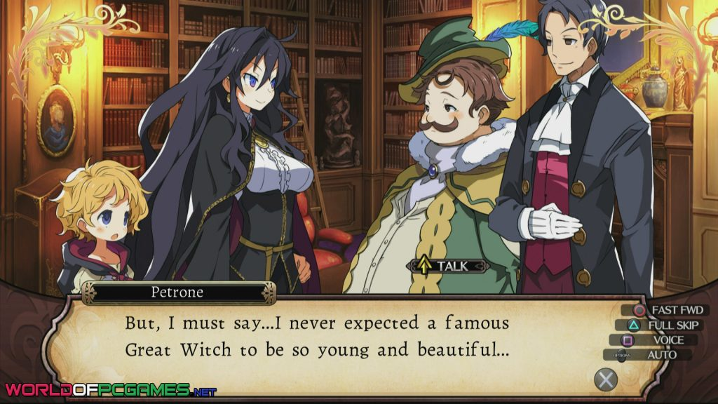 Labyrinth of Refrain Coven of Dusk Free Download By Worldofpcgames.co