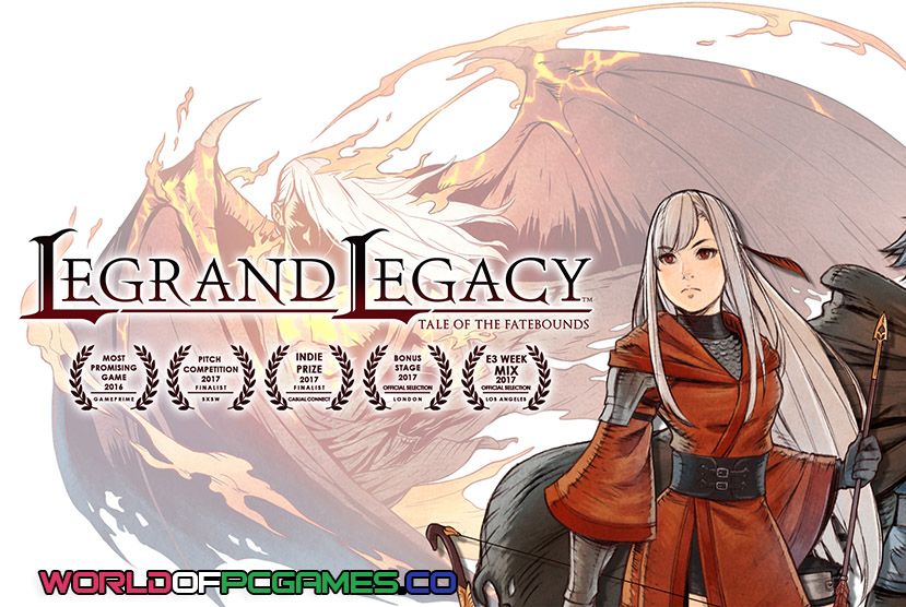 Legrand Legacy Tale Of The Fatebounds Free Download PC Game By Worldofpcgames.co
