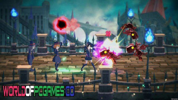 Little Witch Academia Chamber of Time Free Download PC Games By Worldofpcgames.co