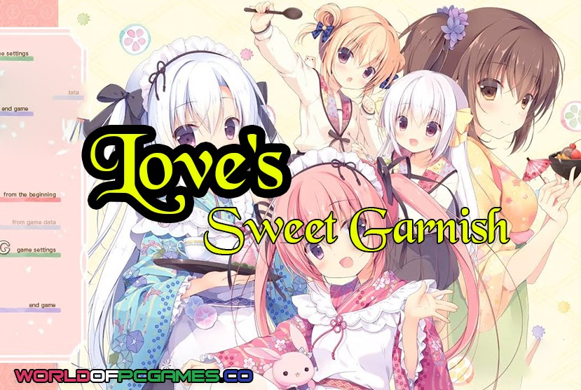 Love's Sweet Garnish Free Download PC Game By Worldofpcgames.co