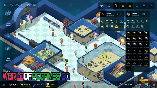 Megaquarium Free Download By Worldofpcgames.co