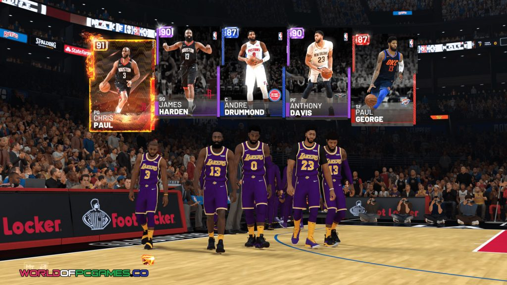 NBA 2K19 Free Download PC Game By Worldofpcgames.co