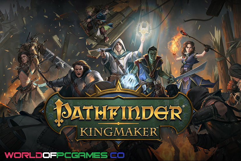 Pathfinder Kingmaker Free Download PC Game By Worldofpcgames.co