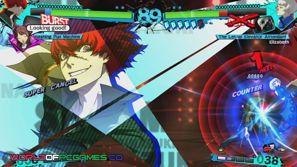 Persona 4 Arena Ultimax Free Download PC Game By Worldofpcgames.co