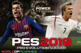 Pro Evolution Soccer 2019 Free Download PC Game By Worldofpcgames.co