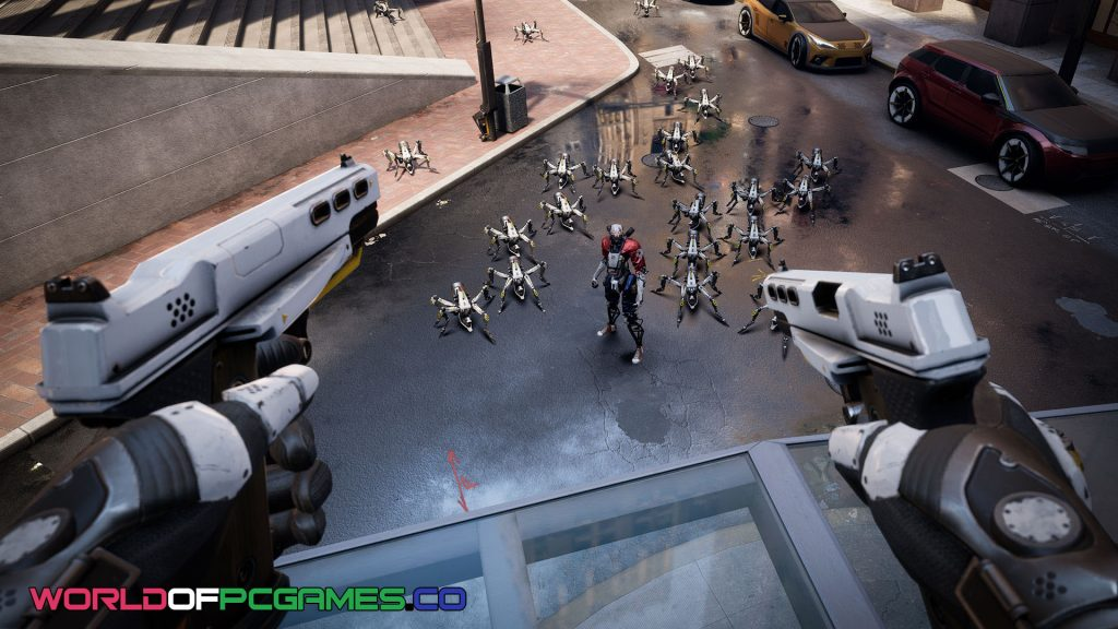 Robo Recall Free Download PC Game By Worldofpcgames.co