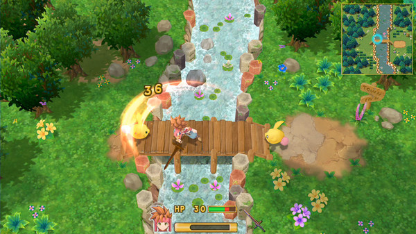 Secret of Mana Free Download PC Games By Worldofpcgames.co