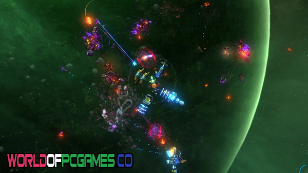 Space Pirates and Zombies 2 Free Download By Worldofpcgames.co