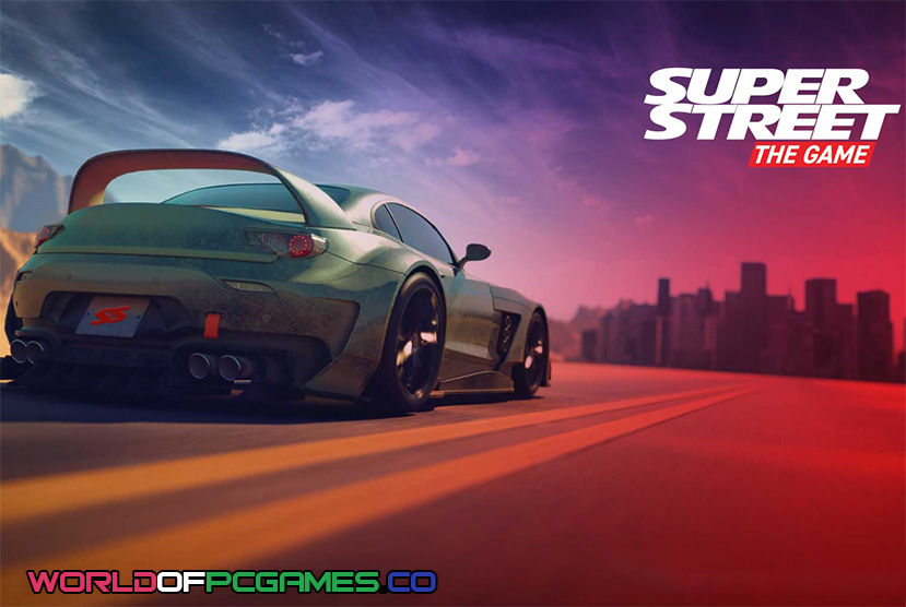 Super Street The Game Free Download PC Game By Worldofpcgames.co