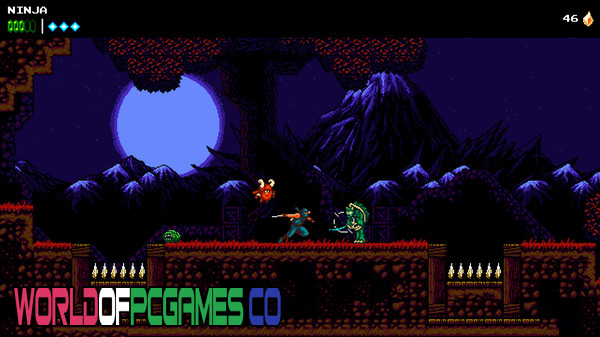 The Messenger Free Download PC Games By Worldofpcgames.co