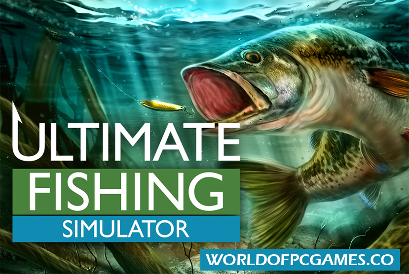 Ultimate Fishing Simulator Free Download PC Game By Worldofpcgames.co