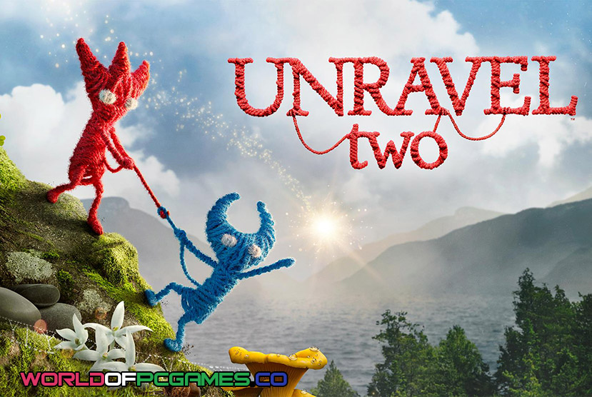 Unravel Two Free Download PC Game By Worldofpcgames.co