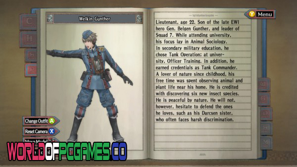 Valkyria Chronicles Free Download PC Games By Worldofpcgames.co