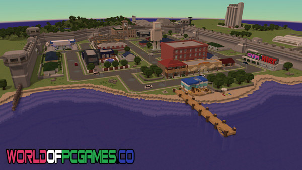 Voxel Turf Free Download By Worldofpcgames.co